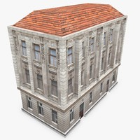 photorealistic building apartment 5 3d max