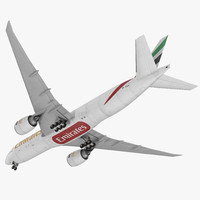 Boeing 777 Freighter Emirates Airlines