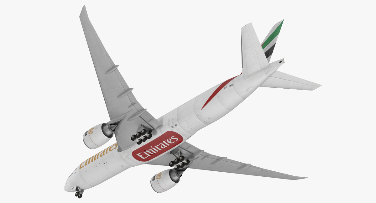 boeing 777 freighter emirates max