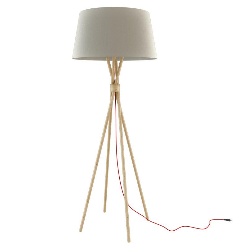 max main floor lamp