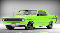 plymouth scamp 3d model