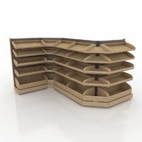 3d bread racks