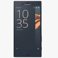 3d sony xperia x compact model