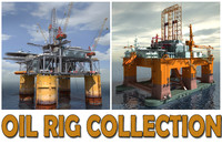 Oil Rig Collection