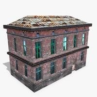 photorealistic building apartment 14 max