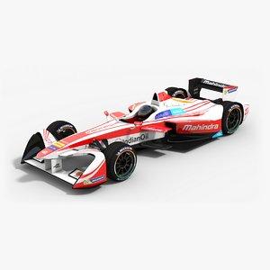 3d mahindra racing formula e