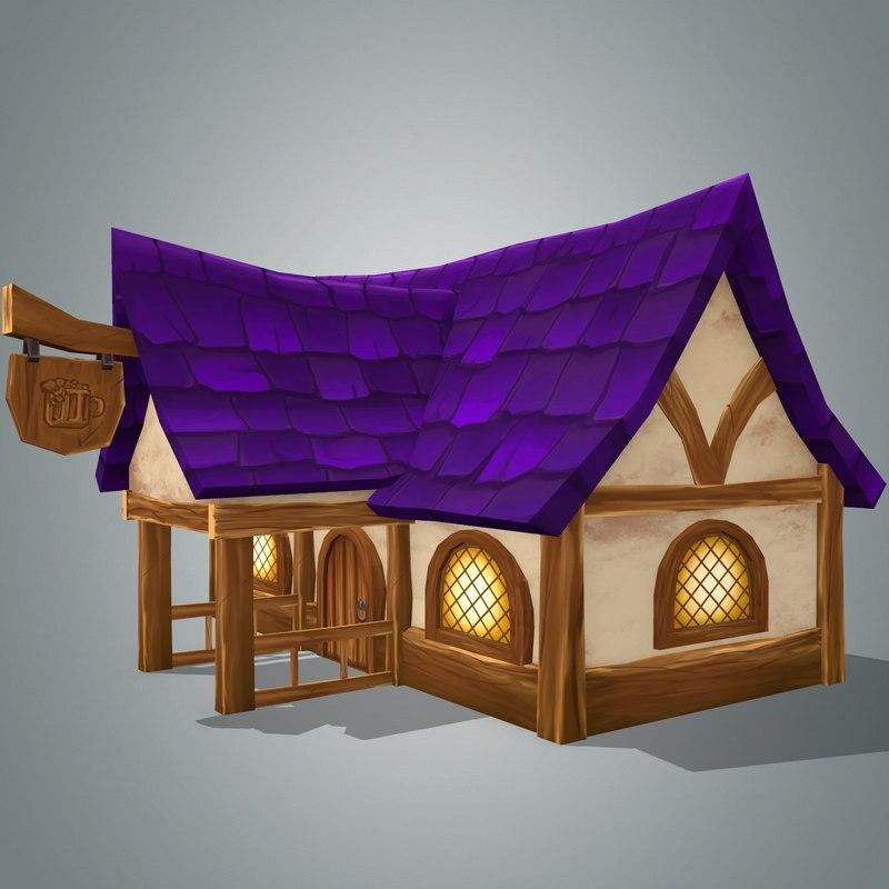 fantasy house 5 max