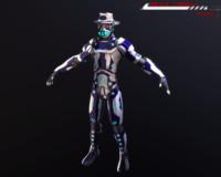 3d model spacecowboy games