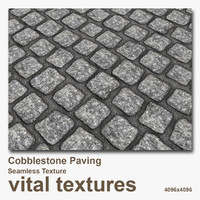 Cobblestone Paving