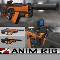 SMG Rifle