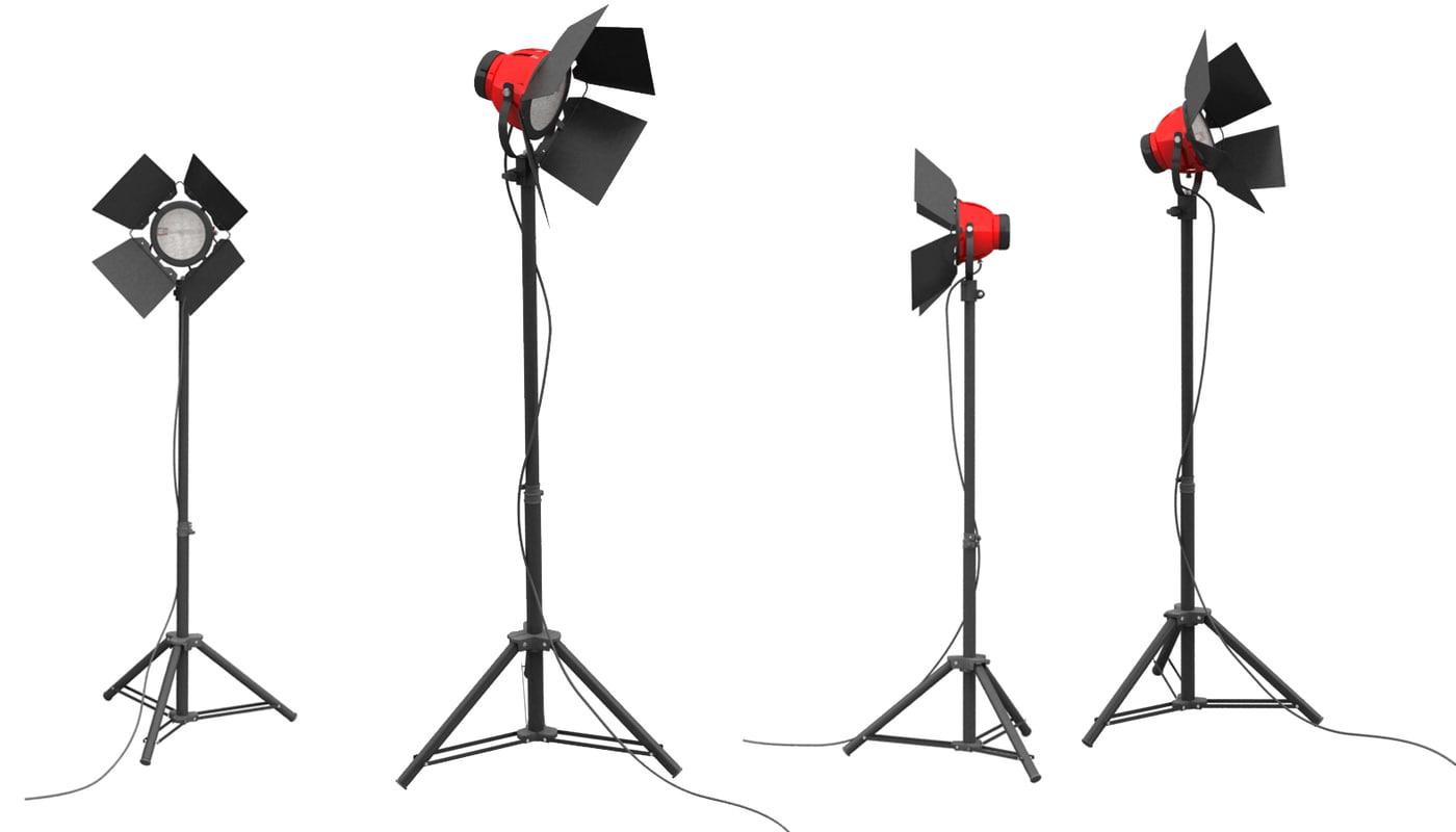 studio light max