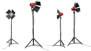 studio light max