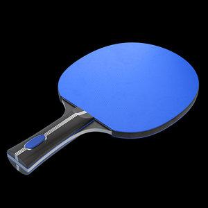 obj ping pong paddle