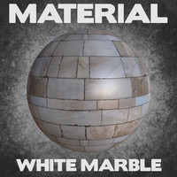White Marble (Material)