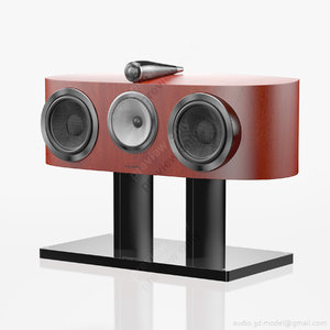 3d model central bowers wilkins htm1