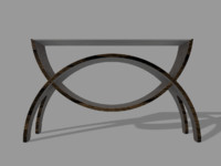 free coffee table 3d model
