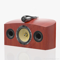 3d central bowers wilkins htm4 model