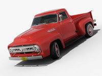 f100 1953 3d 3ds