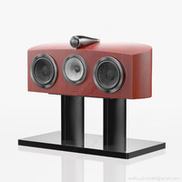 central bowers wilkins htm2 3d 3ds