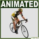Realistic Male Cyclist