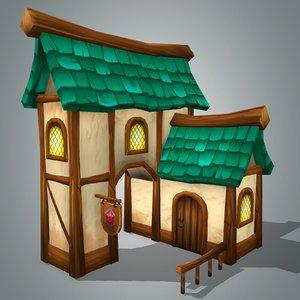 fantasy house 8 max