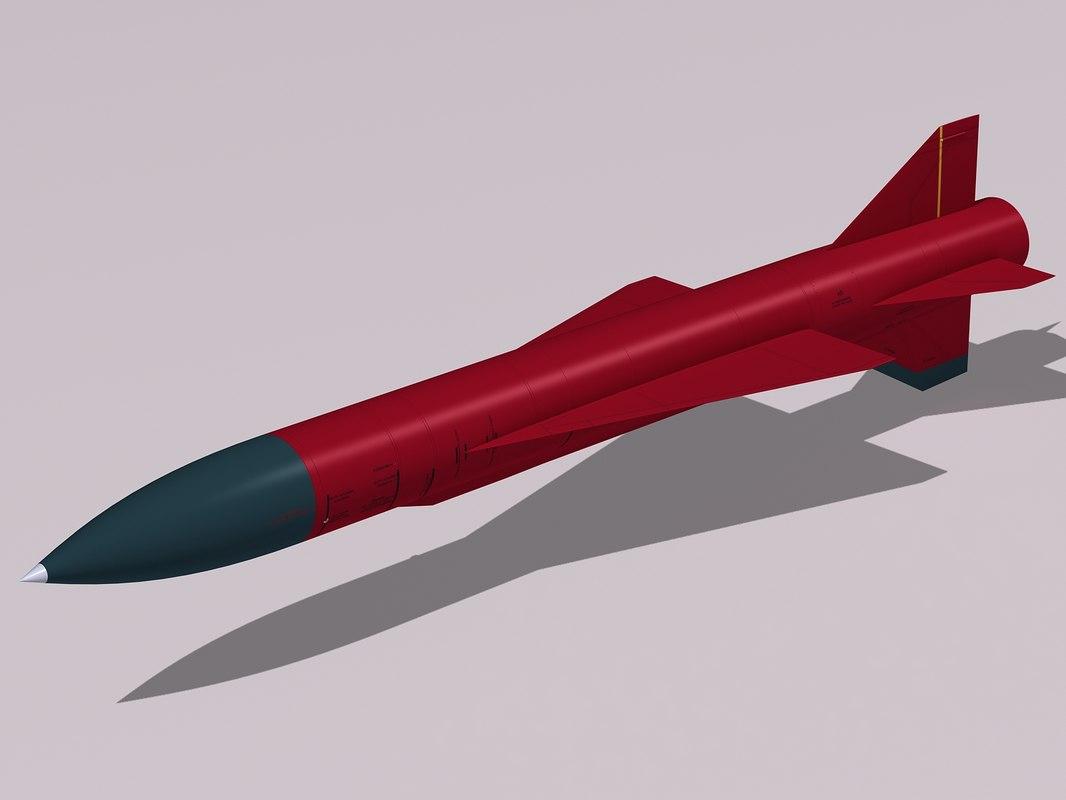 3d kh-32 kh-22 model