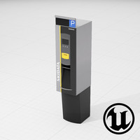 fbx pay machine ue4