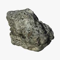 rock scan 3d max