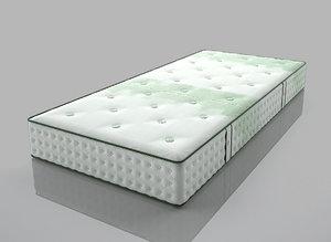 mattress 3d 3ds