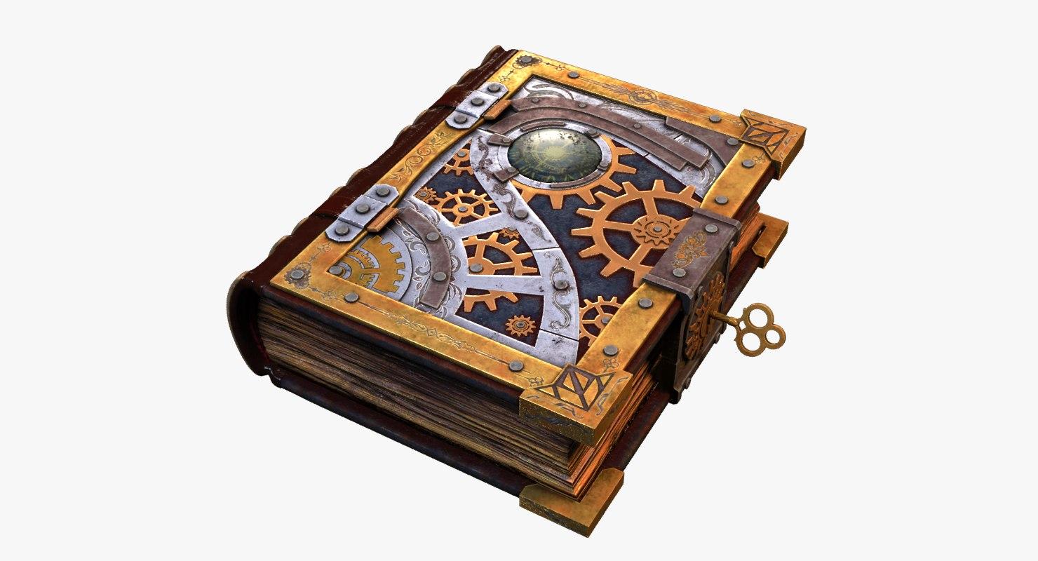 book steampunk max