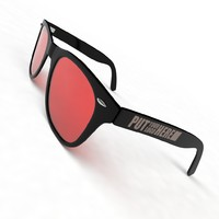 3d model sunglasses glasses