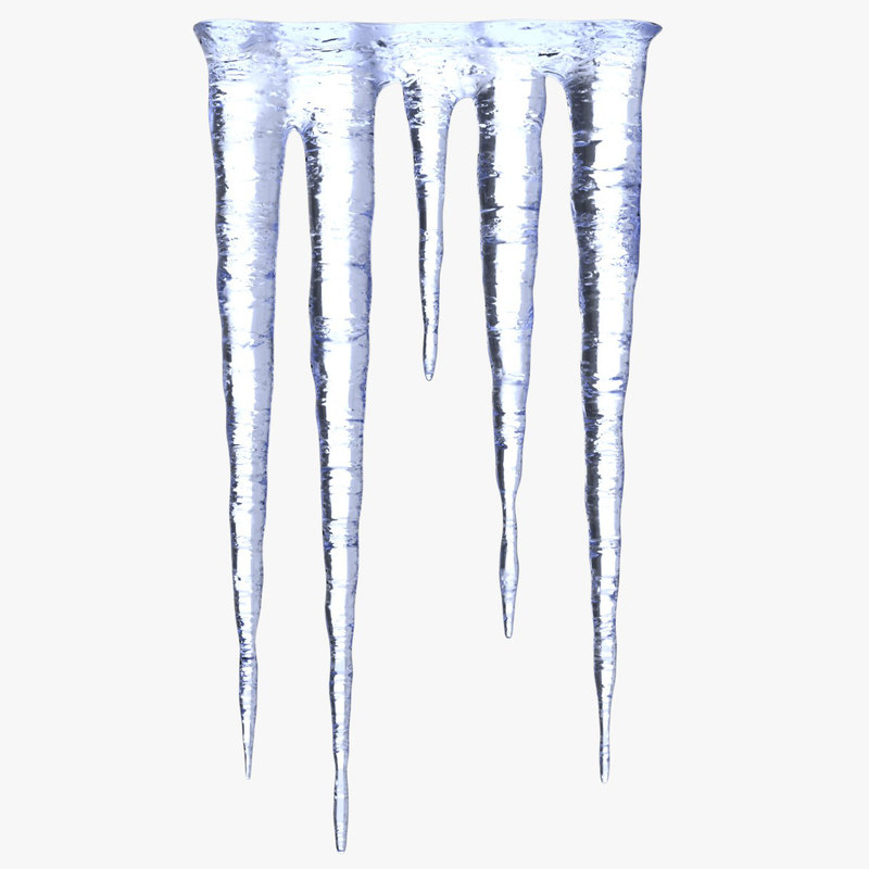 3d icicle 1