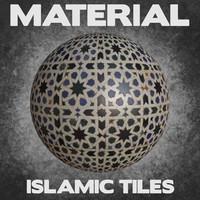 Islamic Tiles (Material)