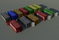 12 Open and closed containers