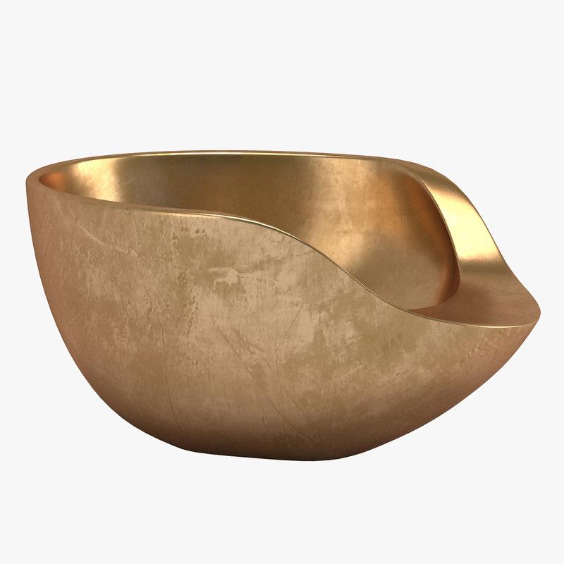 bowl 06 3d model