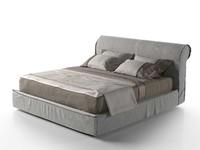 kilkenny bed 3d model