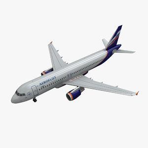 airbus a320 aeroflot max