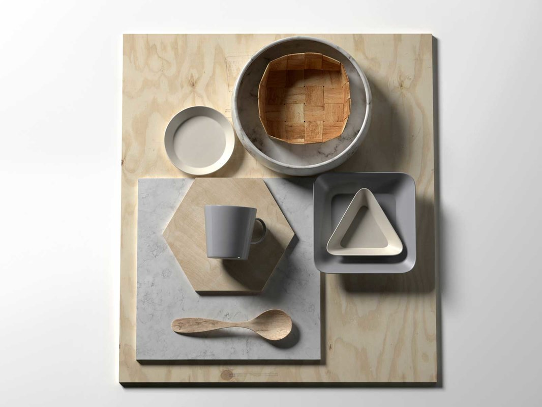 3d tableware litala