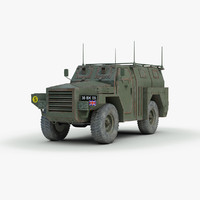 Humber Pig Armored Car