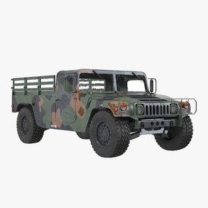 3ds cargo troop carrier car