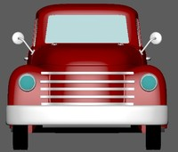 chevrolet pickup 1951 3d ma