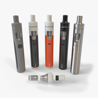 e-cigarettes ego aio 3d model