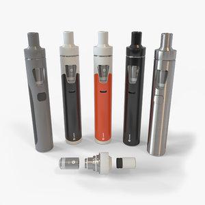 e-cigarettes ego aio 3d model