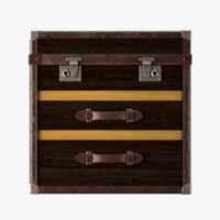 Two Drawers Trunk