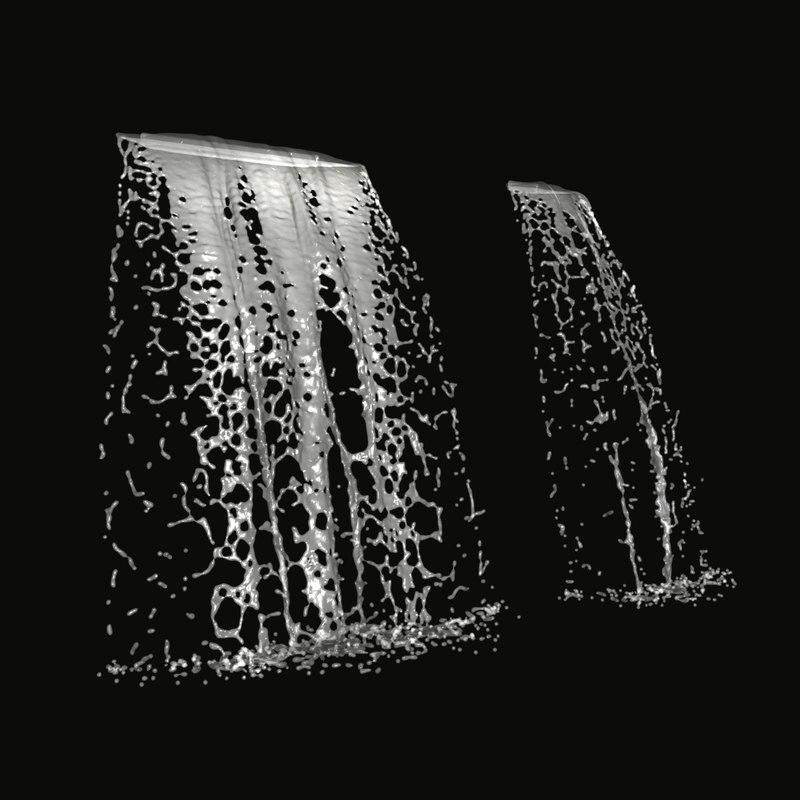 3D Waterfall Models | TurboSquid