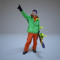 man snowboard people human max