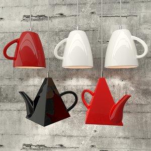 arte lamp cafeteria 3d model