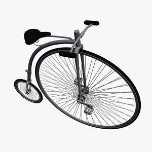 obj bicycle boneshacker