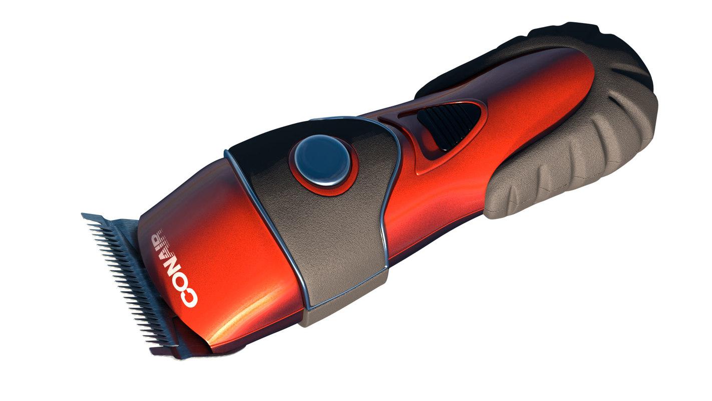 conair hair trimmer obj