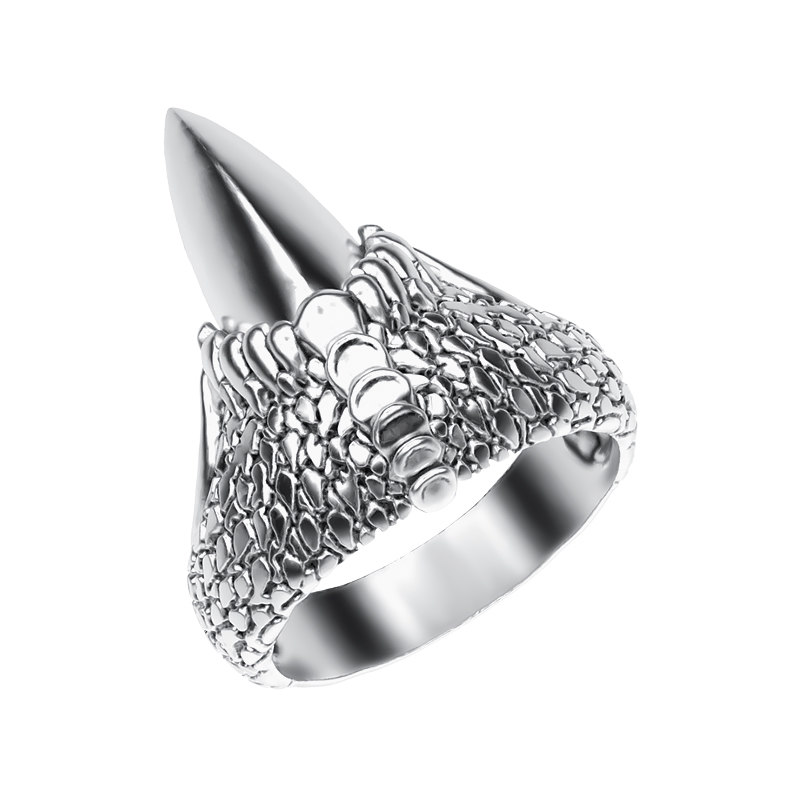 jewelry ring claw 3ds